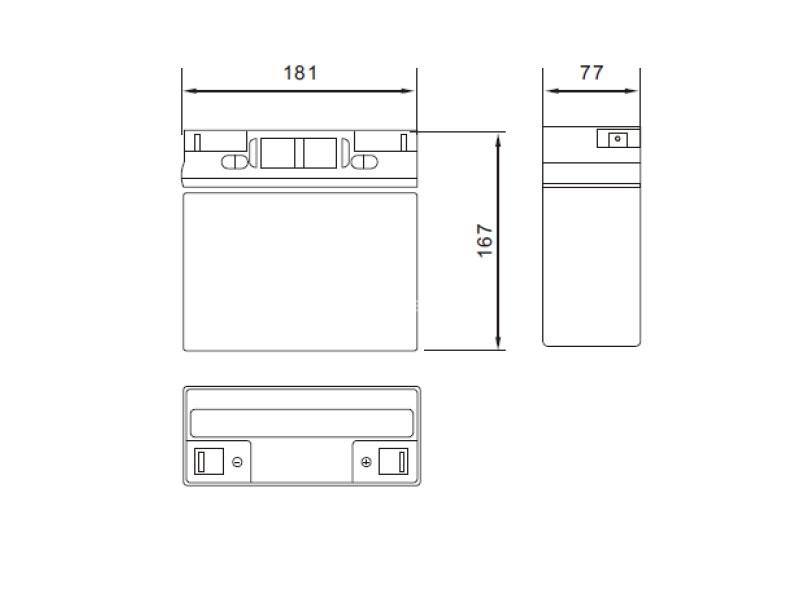 battery 12v 18ah images. Black Bedroom Furniture Sets. Home Design Ideas