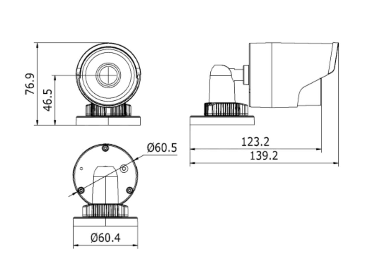 hikvision ds 2cd2042wd i 4mm 4mpx. Black Bedroom Furniture Sets. Home Design Ideas