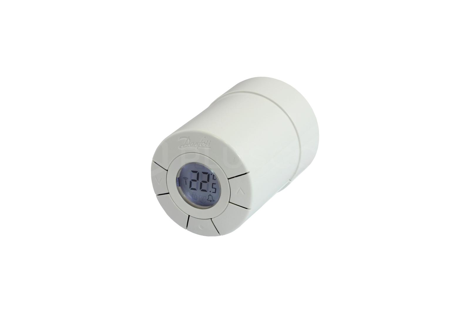 Danfoss Living Connect Z 014g0013 Z Wave Radiator Thermostat
