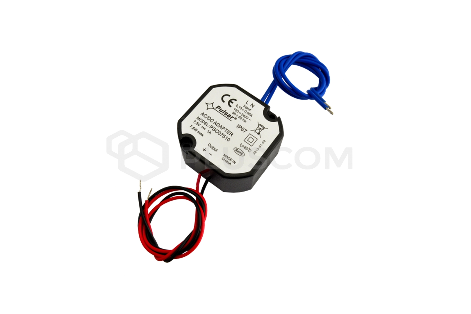Pulsar Psc07510 Switch Mode Power Supply Dc 75v 1a