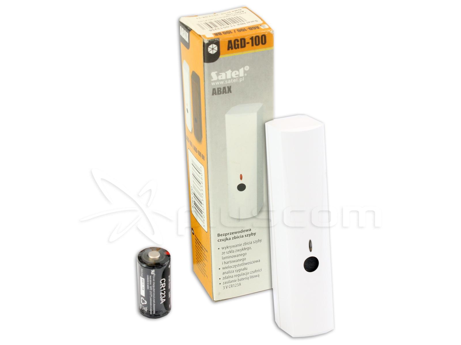 Satel Agd 100 Wireless Glassbreak Detector