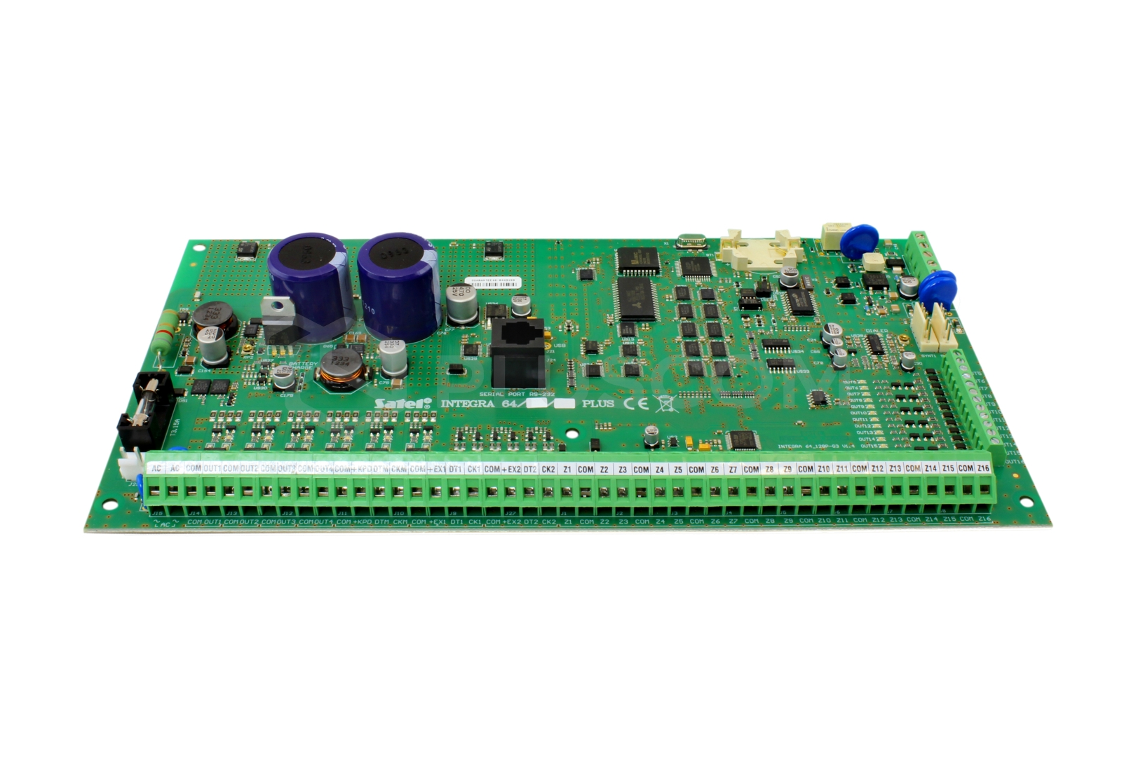 Satel Integra 64 Plus Control Panel With 16 Up To 64 Zones