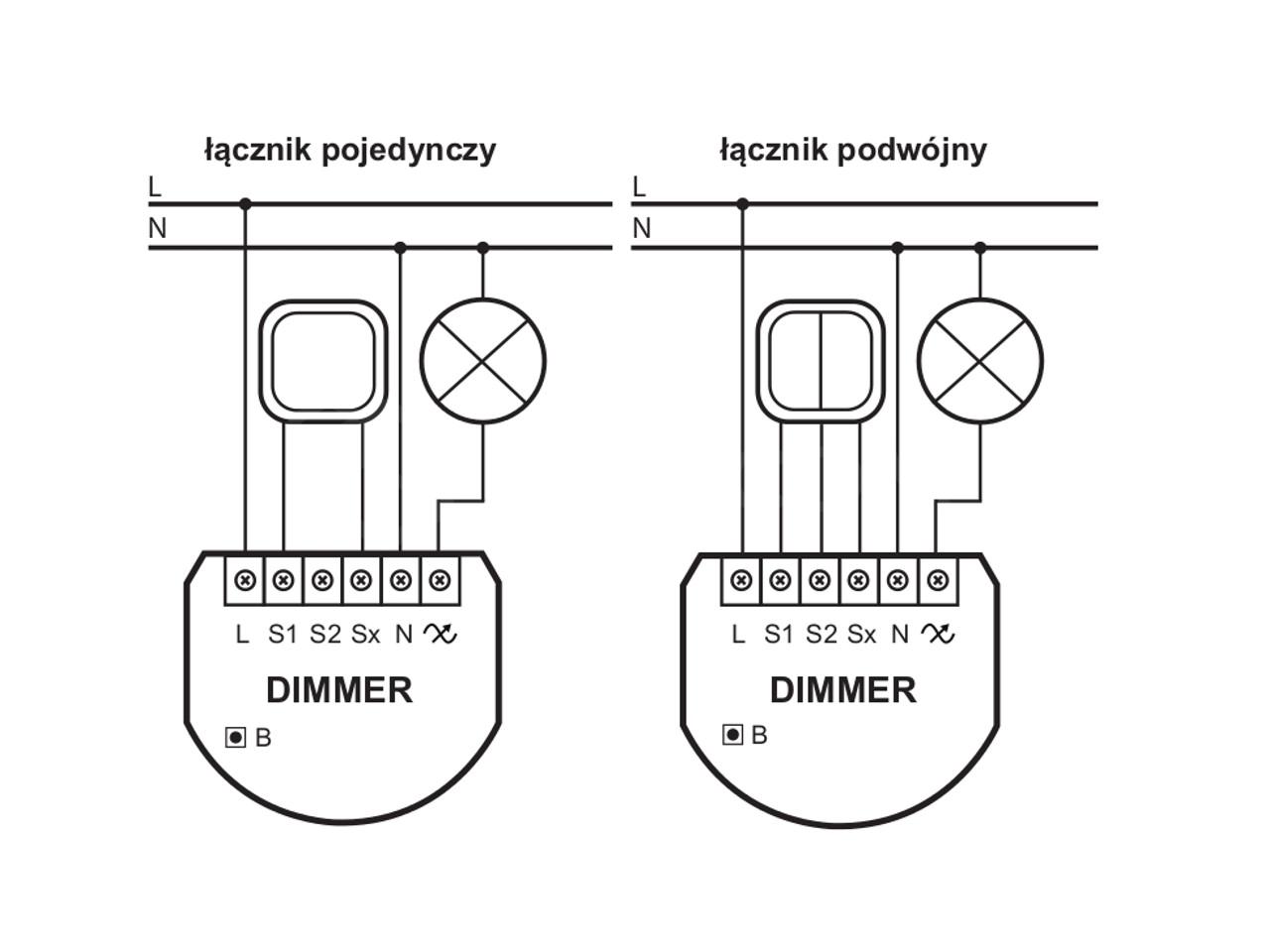 wiring diagram 3 wire connection ga3255 9665 fibaro dimmer 2 (250w) fibaro dimmer 2 wiring diagram at edmiracle.co