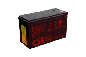 Akumulator 12V 7Ah CSB Faston F2
