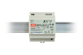 DR-30-12 MEAN WELL DC 12V/2A/24W DIN TS35