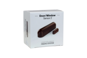FIBARO Door Window Sensor 2 FGDW-002-6 Brąz ZW5