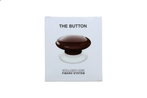Fibaro THE BUTTON brązowy FGRB-101-7