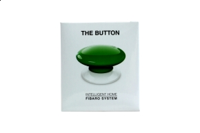 Fibaro THE BUTTON zielony FGRB-101-5