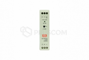 PS-MDR-20-15 Mean Well DC 15V/1,34A DIN TS35